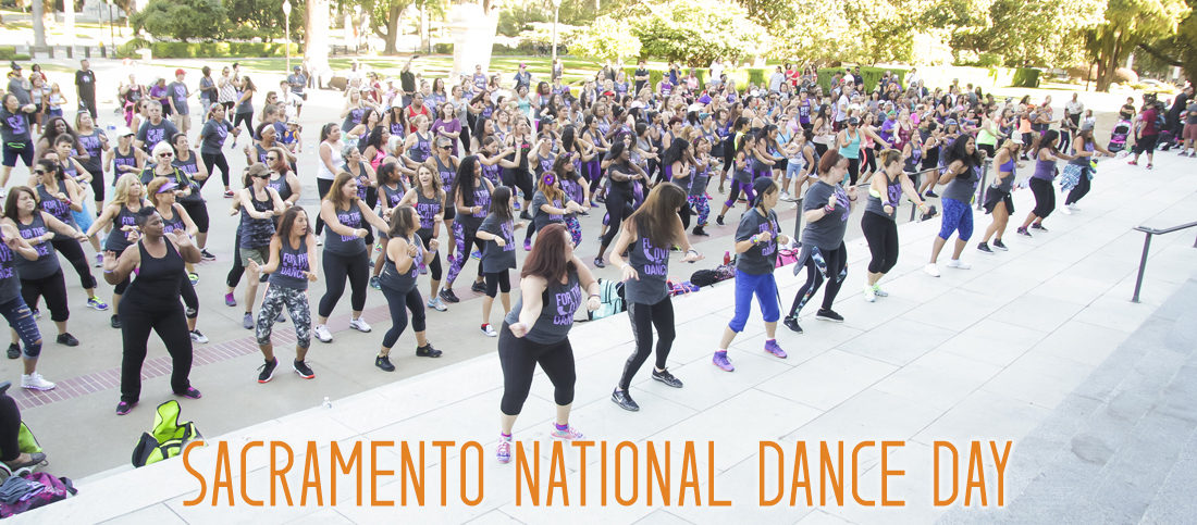 Sacramento National Dance Day